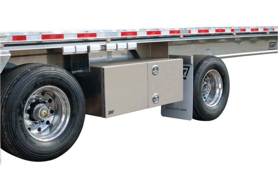 Road Ready System Now an Option on All East Trailer Products